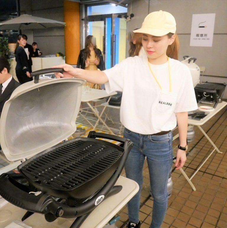 渋谷 〈REAL BBQ GARDEN タワーレコード渋谷店〉