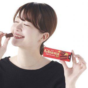 働く女子の愛用品。仕事の合間につまむチョコレート/IT系営業・東美結さん