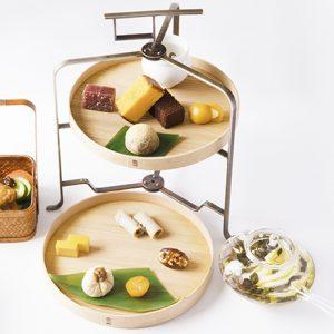 手土産にもおすすめ。風情ある和菓子が豊富なティーサロン〈HIGASHIYA GINZA〉で素敵な甘味時間を。