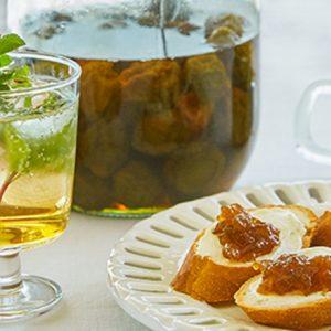 人気料理家に聞いた!梅ジャム・梅シロップの作り方とアレンジメニュー。