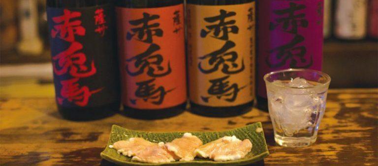 ダイエット中の女性も嬉しい!【都内】おいしい焼酎が楽しめる居酒屋4軒