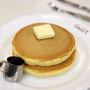「ホットケーキ」650円