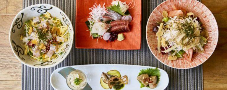 彩り豊かな料理に思わずテンションアップ。女子会におすすめな都内の和食店3軒