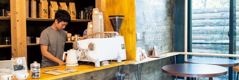 VANCOUVER COFFEE 鎌倉店