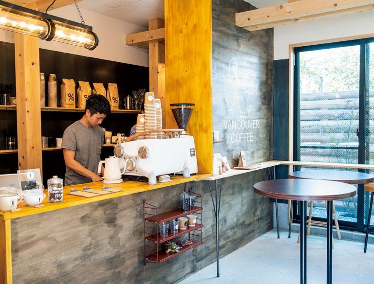 VANCOUVER COFFEE 鎌倉店