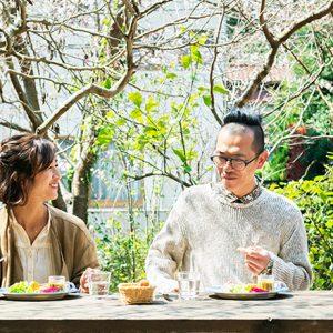 フラワーアーティスト・前田有紀さんおすすめ!【鎌倉】素敵な庭や景色、空間が楽しめるレストラン・カフェ4軒