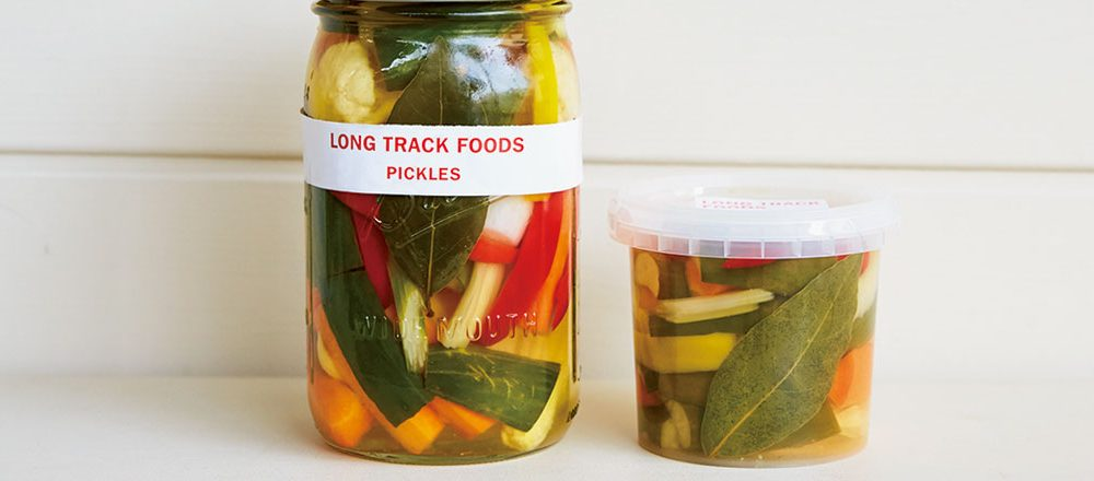 DAILY by Long Track Foods