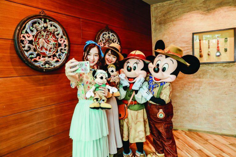 香港女子旅でディズニー直営ホテル〈ディズニー・エクスプローラーズ・ロッジ〉を満喫。