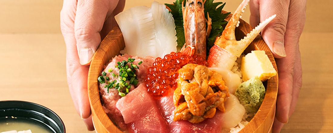 新鮮な海鮮をリーズナブルに!【東京】見た目から食欲をそそる海鮮丼4選