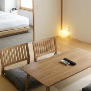 粋な日本文化を随所に感じるホテル〈住亭 SHIJO KARASUMA〉が京都にオープン。