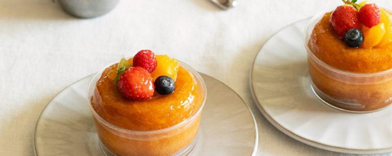 フランス菓子「サバラン」が食べれるおしゃれカフェ3選!王道クラシカルから変化球、どれがお好み?
