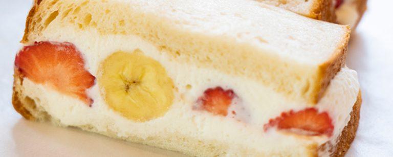 パン好き必食。【福岡】人気ベーカリーの絶品フルーツサンド・小倉トーストとは?