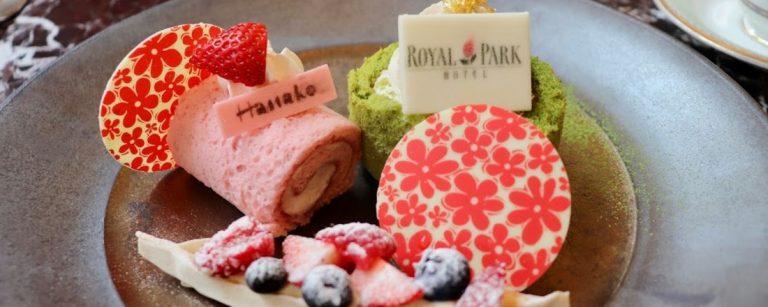食べてキレイに、カラダが喜ぶ!創業30周年〈ロイヤルパークホテル〉のコラボスイーツに注目。