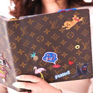 働く女子の愛用品。〈ルイ・ヴィトン〉の手帳/IT系営業・高橋粧子さん