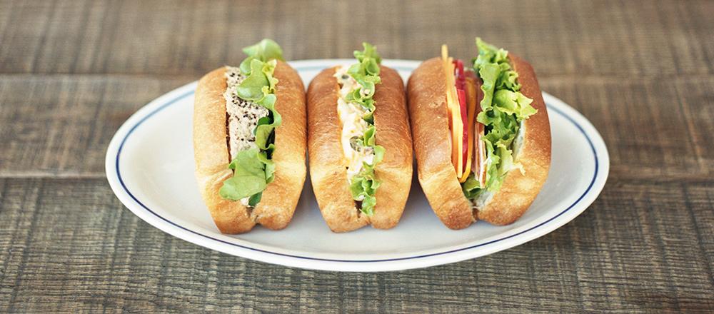 町を再び活気付かせた2人のパン職人。栃木県・宇都宮市にあるベーカリー〈THE STANDARD BAKERS〉へ。