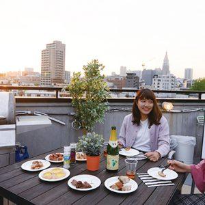 手ぶらで気軽に楽しめる都内おすすめBBQスポット3選!ロケーションや食材・調理法にこだわりあり!