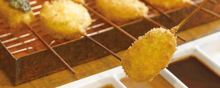 ミシュランが認めた味。串カツ、ベトナム料理まで!カジュアルに本格料理を楽しめる注目3軒