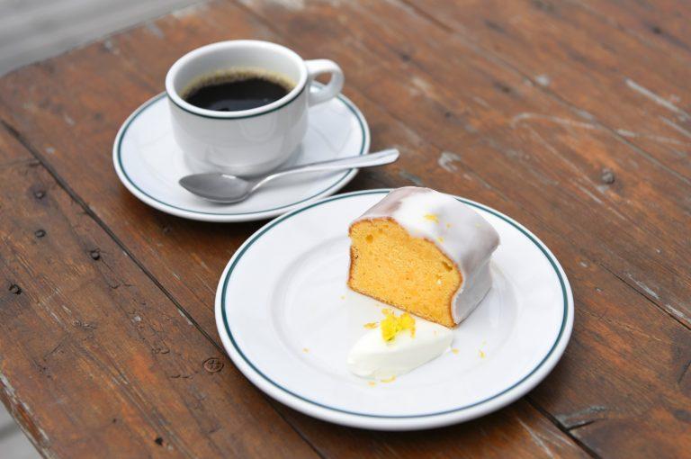 「レモンケーキ」
