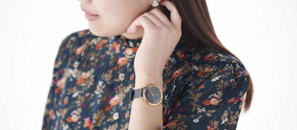 働く女子の愛用品。〈SKAGEN〉の腕時計/広告代理店プランナー・弓削綾乃さん