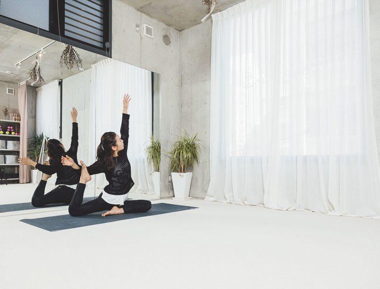 yoga studio SOWAKA