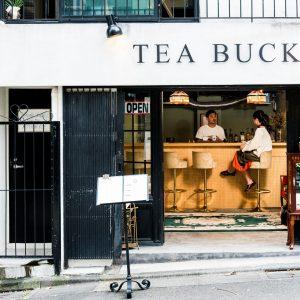 〈TEA BUCKS〉/代官山