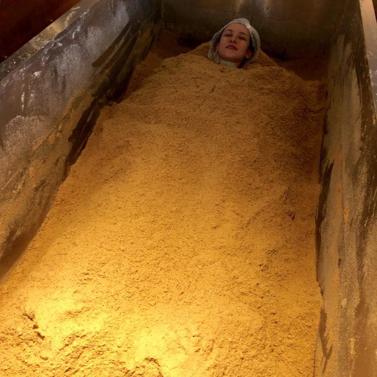 〈発酵温浴 nifu〉