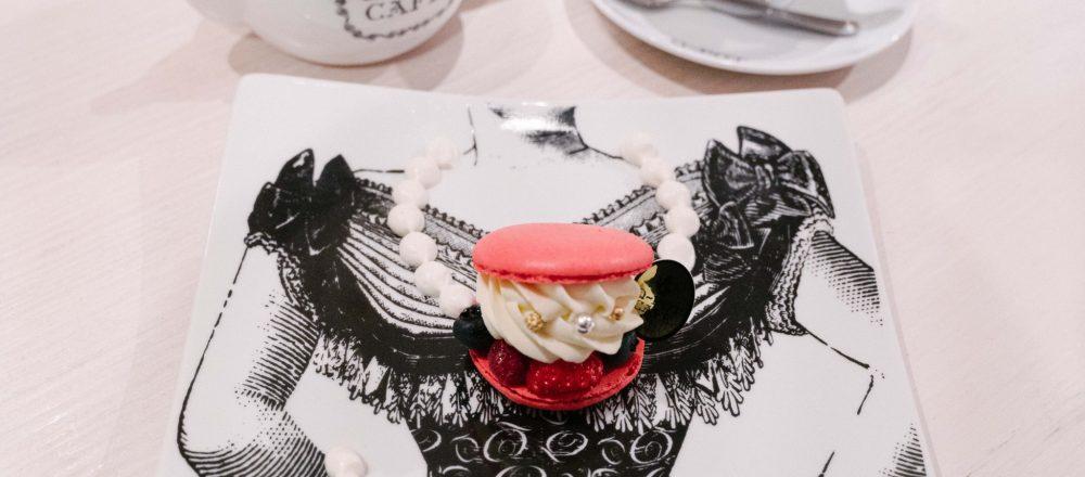 スイーツをモチーフにしたアクセサリーブランドの世界観を体感できるカフェ〈Q-pot CAFE.〉へ。/Alice's TOKYO Walk vol.37