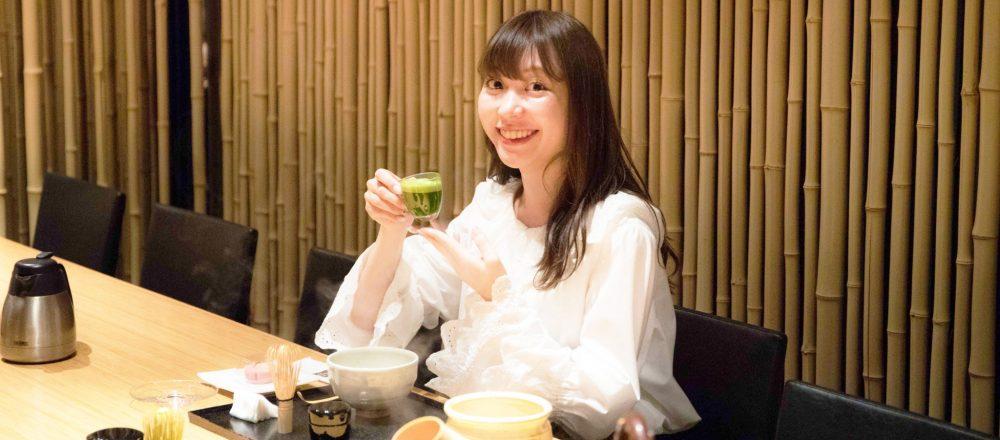1ヶ月で抹茶を点てられるようになりたい!日本茶専門店で抹茶の点て方レッスン体験。