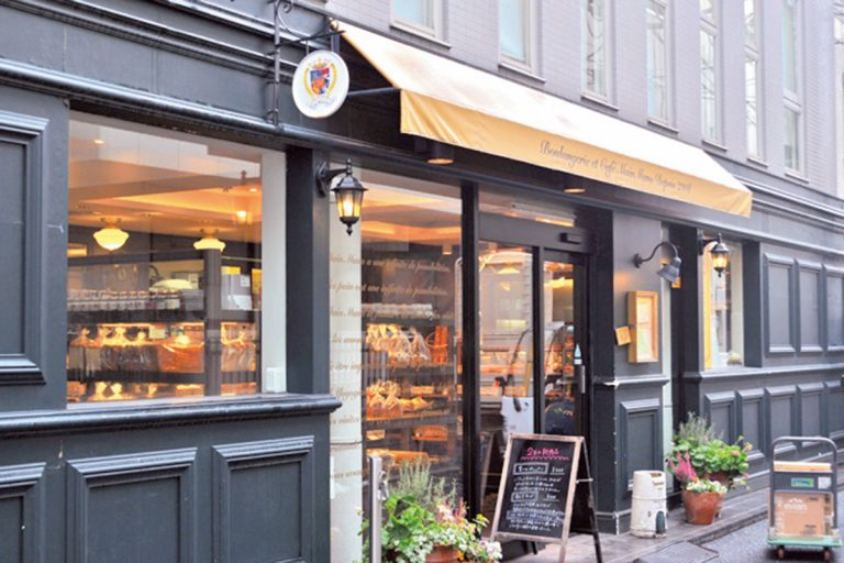 Boulangerie et Café Main Mano 代々木上原