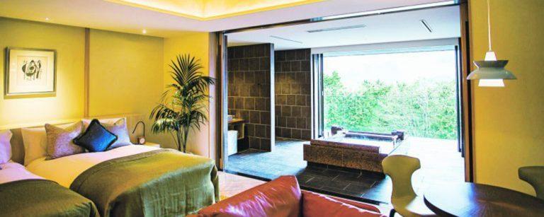 箱根のラグジュアリーホテル・温泉宿3軒!週末のご褒美に、近場で叶う贅沢ステイを。