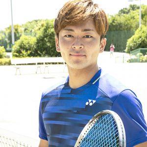 【ソフトテニス・船水颯人選手】責任と覚悟を持って、世界選手権での勝利を誓う。