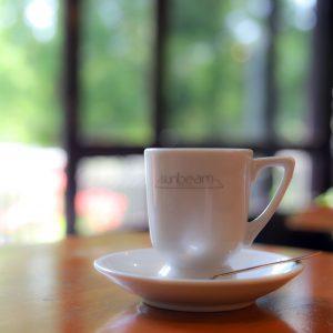 「ブレンドコーヒー」(450円)