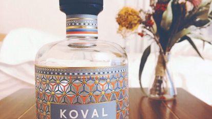 代々木上原にあるジン専門店〈ビストロアンドバー チェルシー〉で「ジンってこんなに美味しいのか!」と衝撃を受けたのを機に、自宅でクラフトジントニックを作るのにハマっています。写真は「KOVAL(コーヴァル)」というジン。原材料がオーガニックで、まるでお花のような香りがするんです。ボトルも可愛らしいので飲み終わったら花瓶として使う予定です。 / ハナコラボ with いち髪 Hanako Lab. with Ichikami