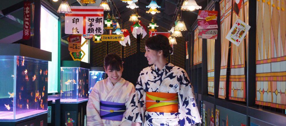 東京の夏はイベント盛り沢山!8月に行きたい期間限定イベント。【スイーツから水族館まで!】