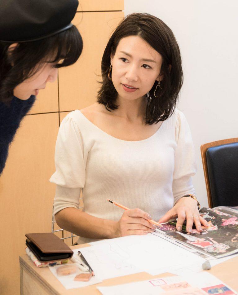 永田 尚子 / ハナコラボ with いち髪 Hanako Lab. with Ichikami