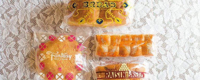 レトロかわいいパン巡り。【東京都内】ソフトな懐かしのパンは老舗洋菓子店にあり!