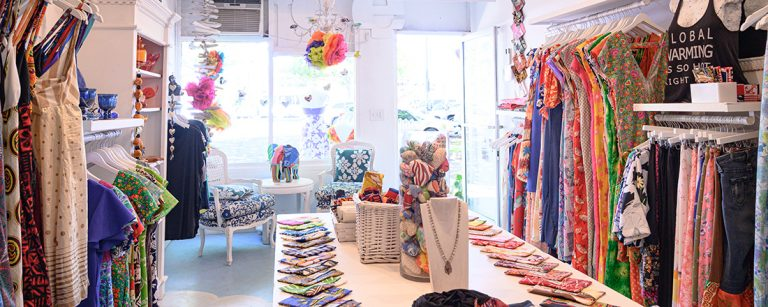 ハワイらしい夏アイテムをゲットできる!【カイルア】おしゃれファッションショップたち。