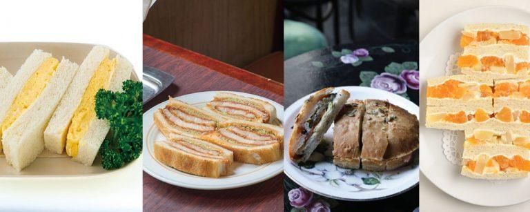喫茶店巡りの重要ワード「〇〇」サンド。卵?フルーツ?あのお店のおすすめをピックアップ。