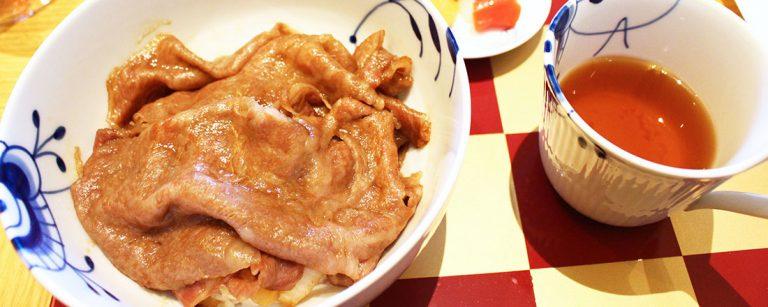 この贅沢感は他にない!〈ザ・キャピトルホテル 東急〉の「キャピトル牛丼」。