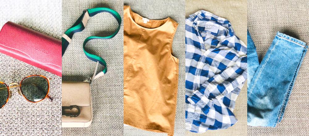 夏旅の準備はOK?旅に持っていきたいファッションアイテム5選。
