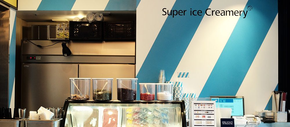 Super ice Creamery 渋谷ストリーム店