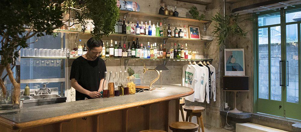 おいしいお酒に、センスのいいアート。デザイン会社が運営するストリートバー〈LOBBY〉とは?
