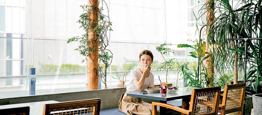 ママ会からデートまで使える!二子玉川のおしゃれなイタリアンカフェ〈CHICAMA〉にぞっこん。