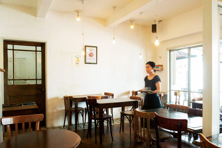 二子玉川 cafe Lisette