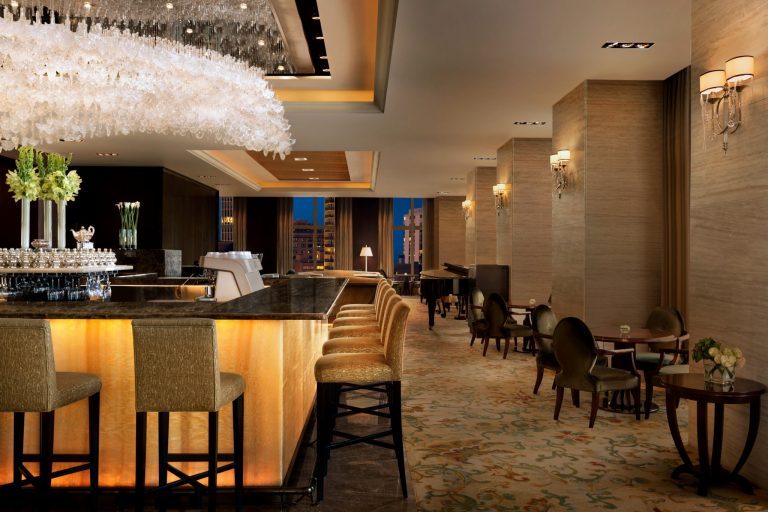 Shangri-La Hotel Tokyo - The Lobby Lounge - 1250837m