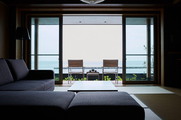 ただただ、ここにいたい。【香川・小豆島】オーシャンビューの宿〈海音真里〉に泊まりたい。