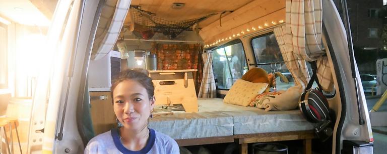 東京での暮らしとキャンプを両立、人気キャンプインスタグラマーYURIEさん登壇!リノベ賃貸ブランド〈REISM〉のコミュニティスクール『TOKYO REISM NIGHT』へ。