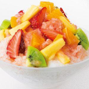 絶品「フルーツかき氷」を食べるならこの3軒!フルーツパーラーならではの自家製シロップも。
