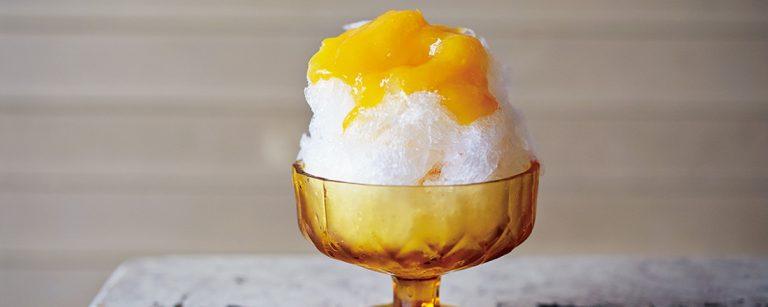 レトロなかき氷で、ノスタルジックな夏休み。【東京】一度は食べに行きたい老舗かき氷店。