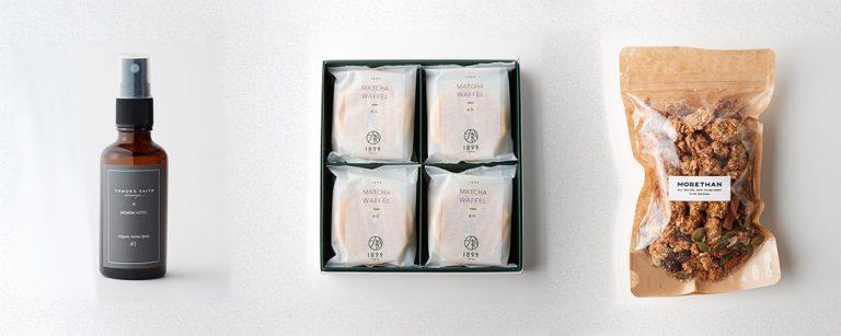 東京の人気ホテルで買えるグルメ土産・オリジナルグッズ12選!とっておき土産が見つかる。